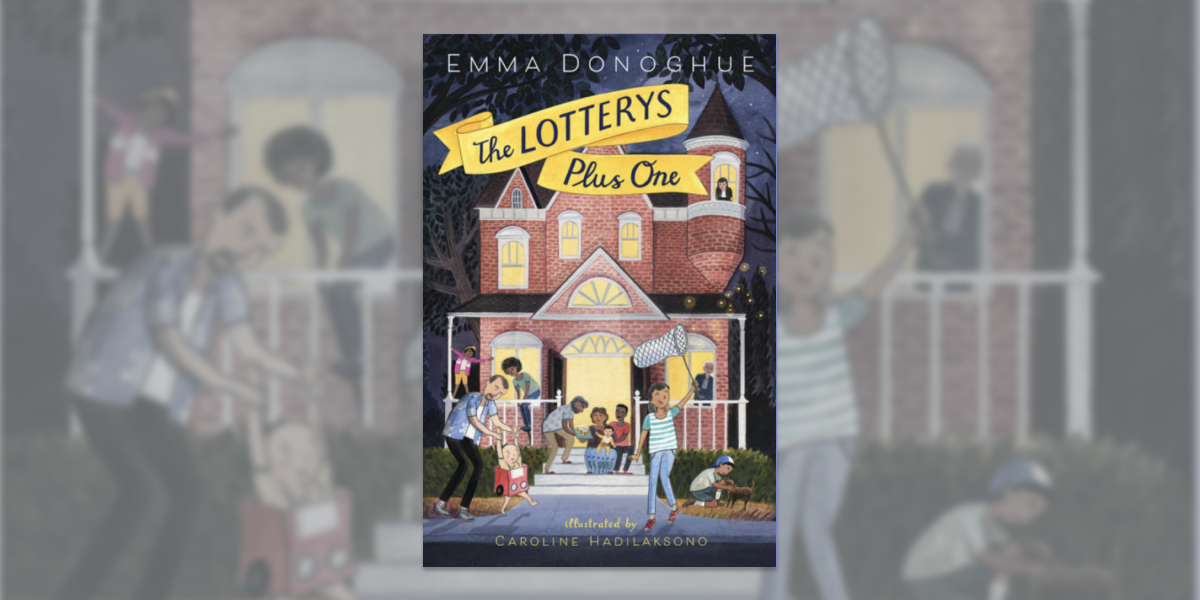 The Lotterys Plus One Book